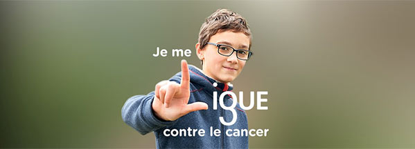 Je me ligue contre le cancer